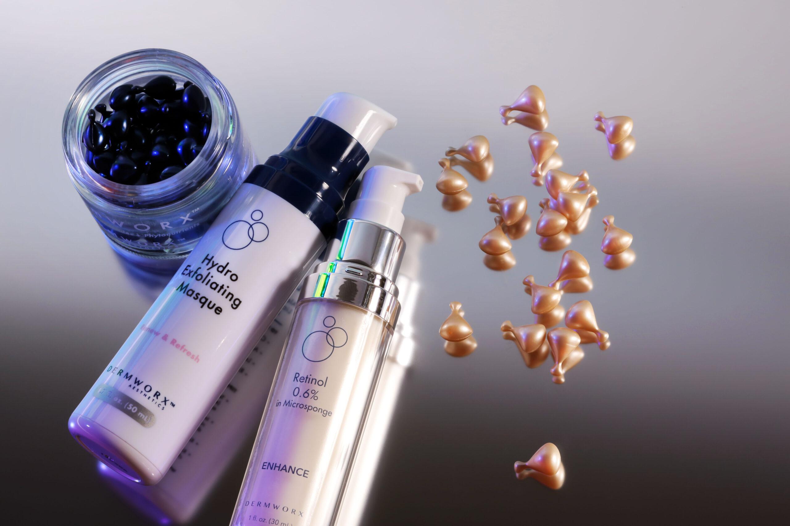dermworx skincare dermatologist recommend